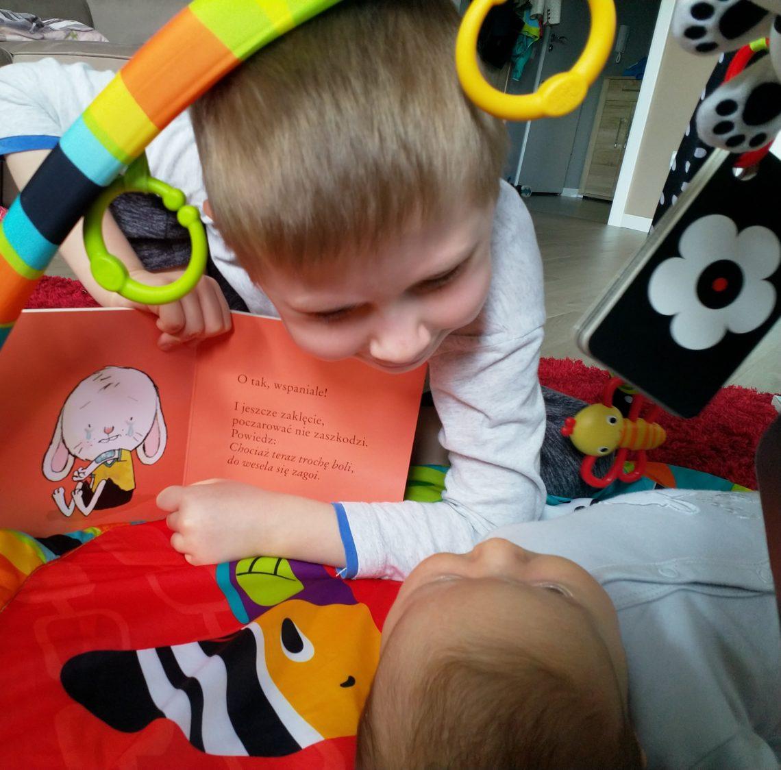 Recenzje książek dla dzieci