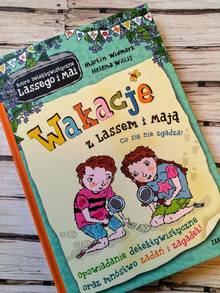 Wakacje z Lassem i Mają - Najlepsze książki na wakacje