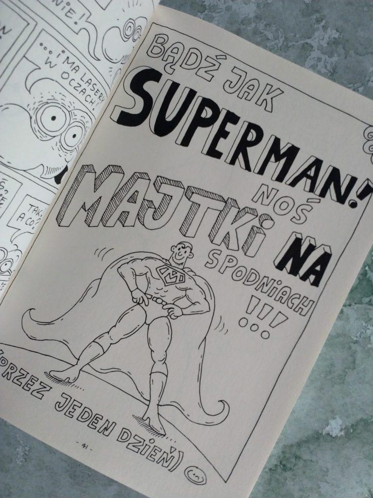 Zostań superbohaterem