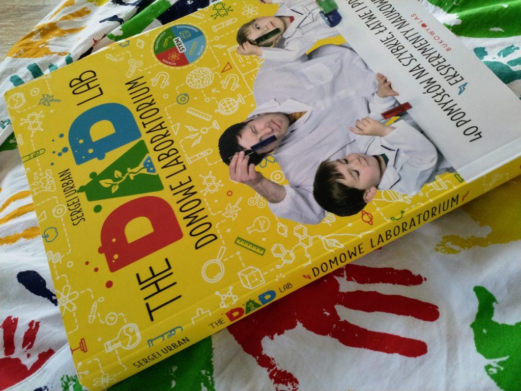 Domowe Laboratorium - Książki dla dzieci ciekawych świata