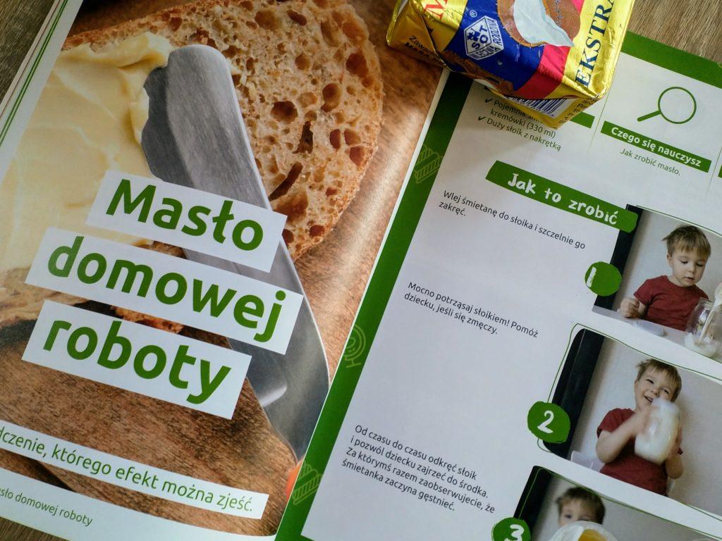 Masło domowej roboty