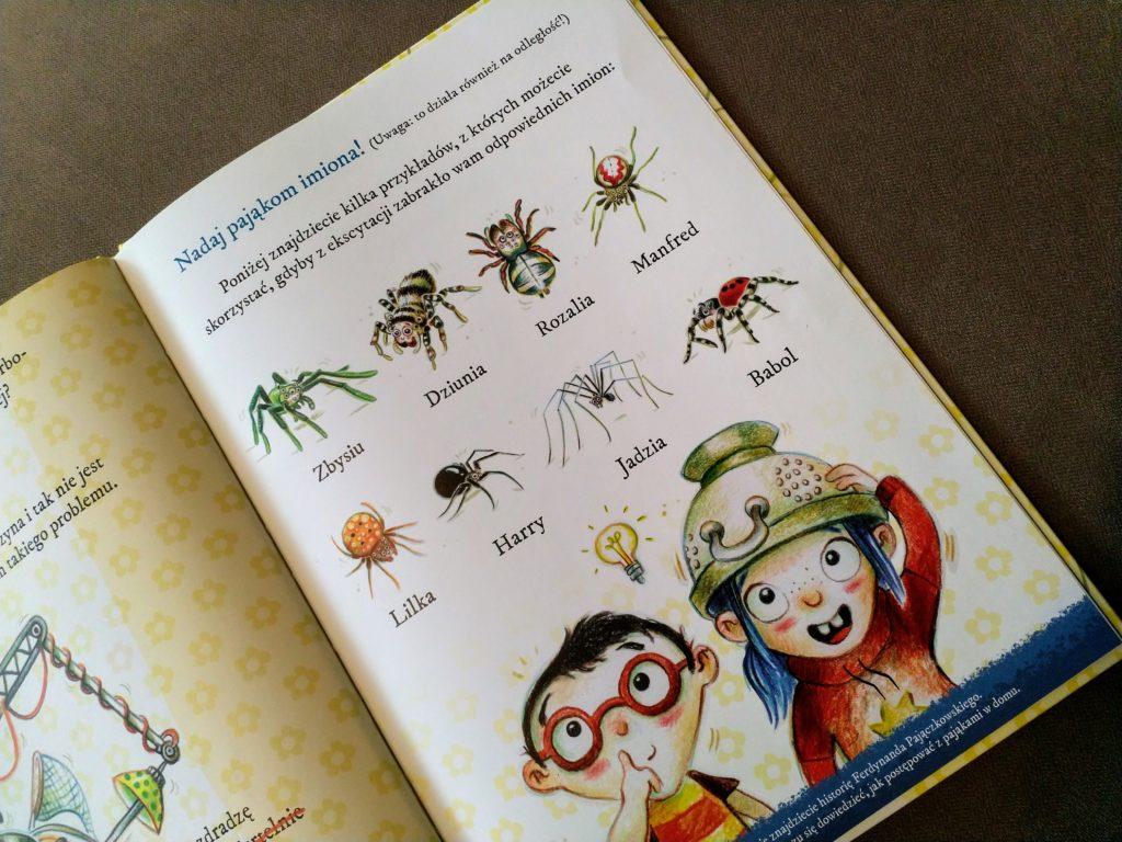 Jak się pozbyć strachu przed pająkami?