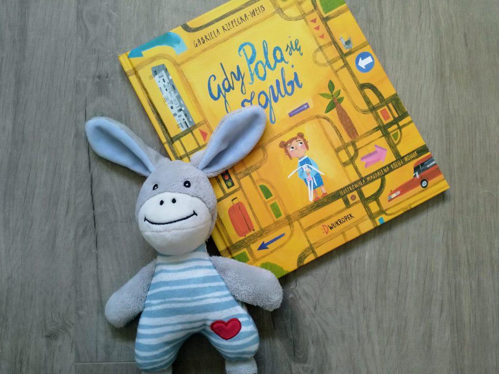 Gdy Pola się zgubi - Najlepsze książki na wakacje