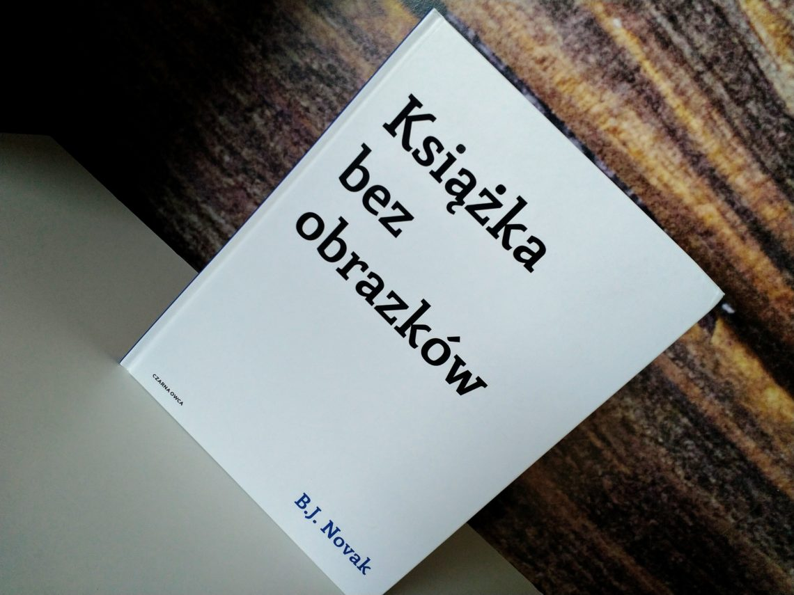 Książka bez obrazków