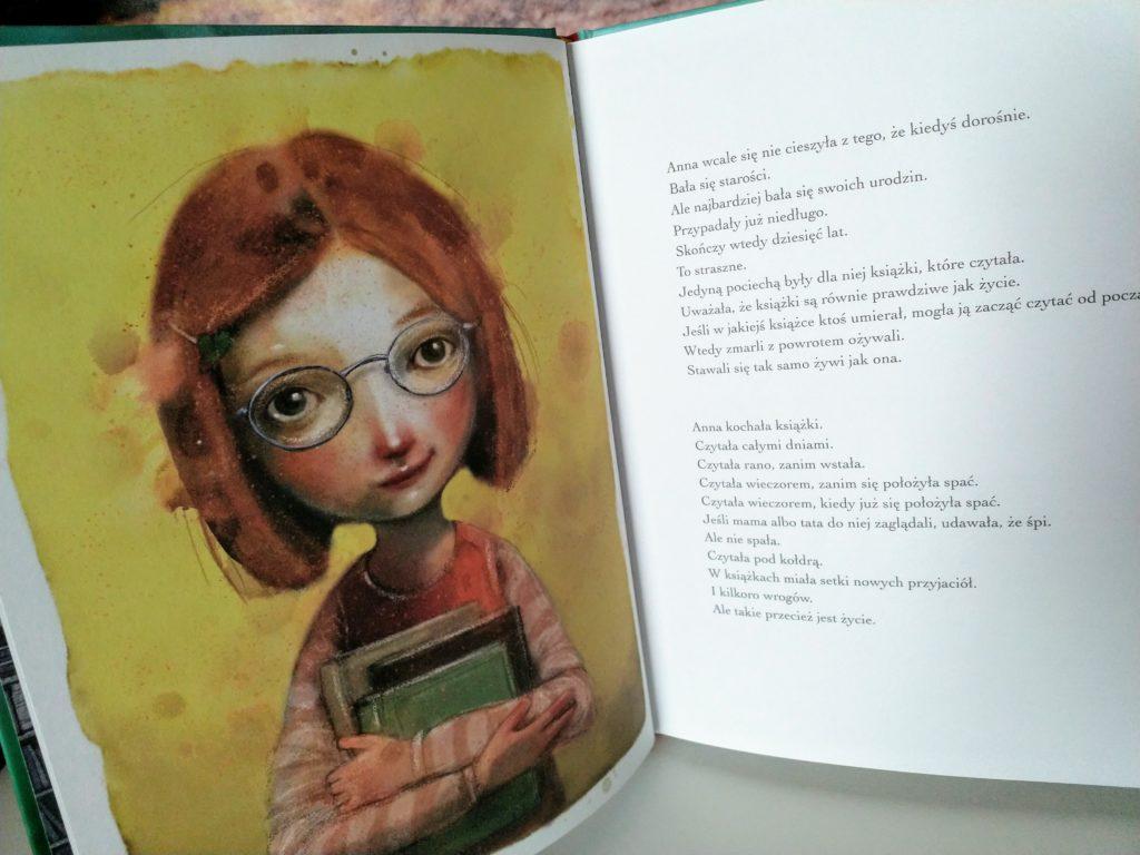 O dziewczynce, która chciała ocalić książki