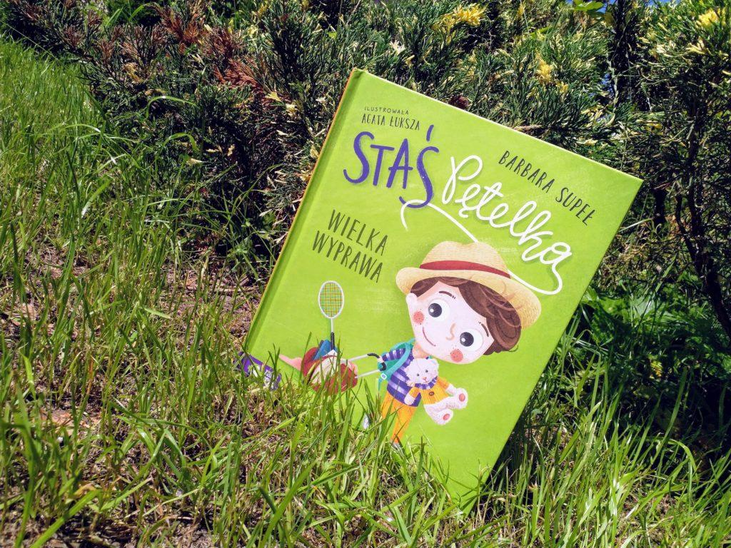Staś Pętelka - Najlepsze książki na wakacje