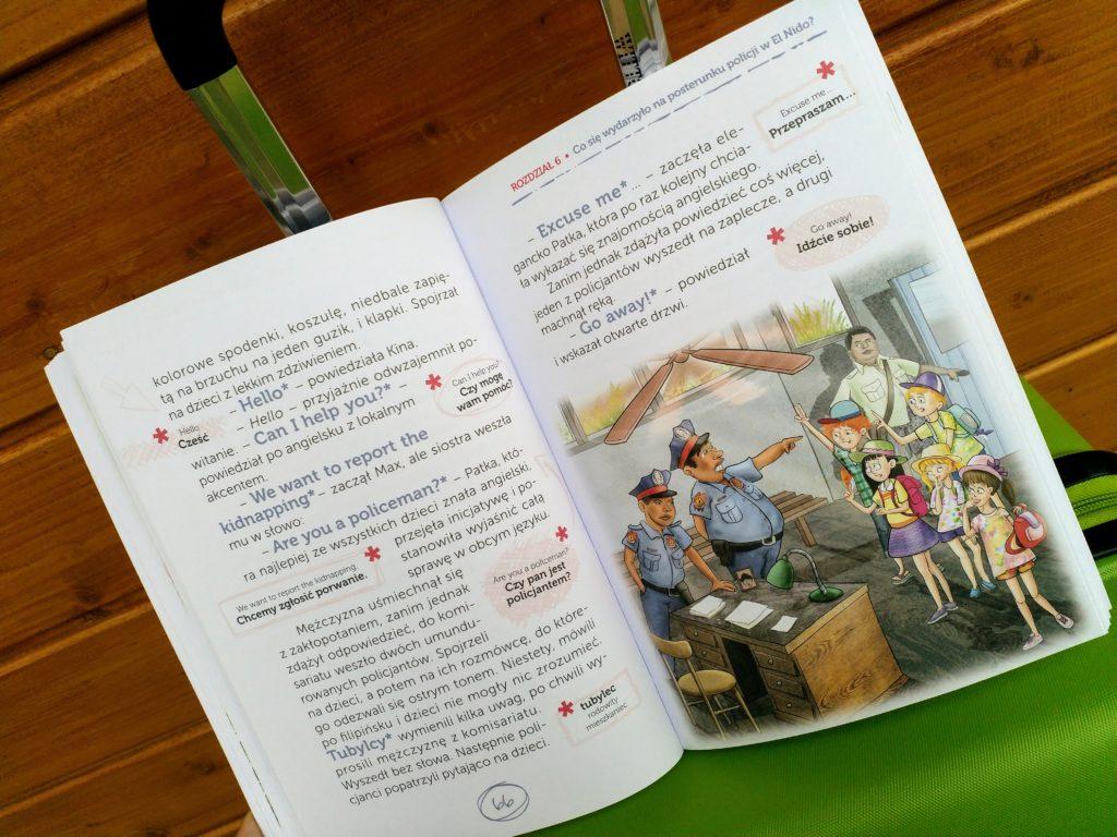 Misja uwolnić rodziców - Filipiny