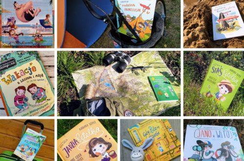 Najlepsze książki na wakacje - zestawienie