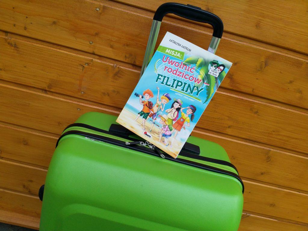 Misja uwolnić rodziców - Filipiny - Najlepsze książki na wakacje
