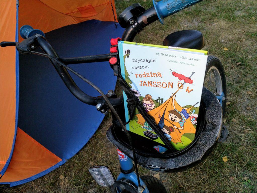 Zwyczajne wakacje z rodziną Janssonów - Najlepsze książki na wakacje