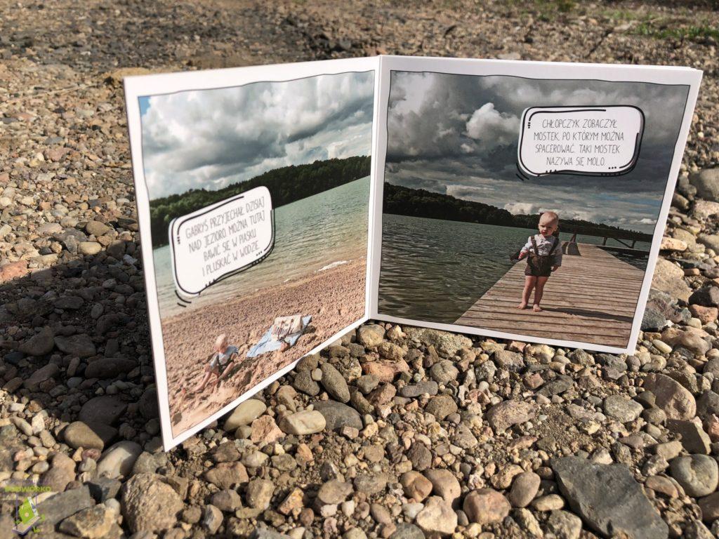 Gabryś nad jeziorem - recenzja serii