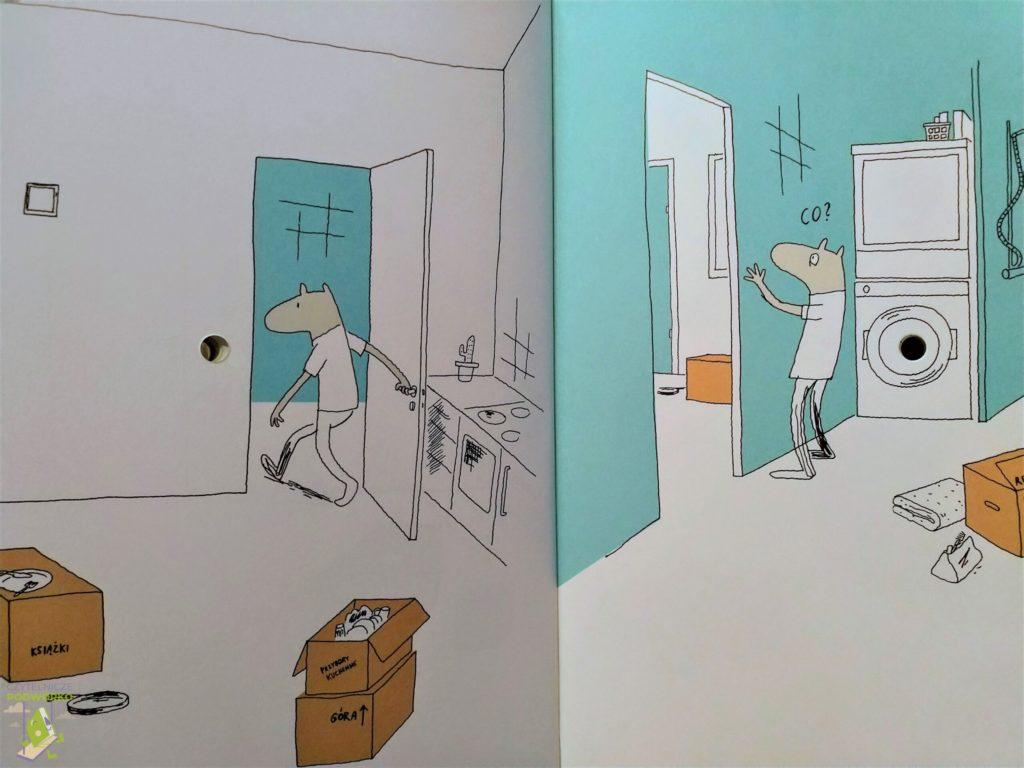 "Książka ""Dziura"" - recenzja"