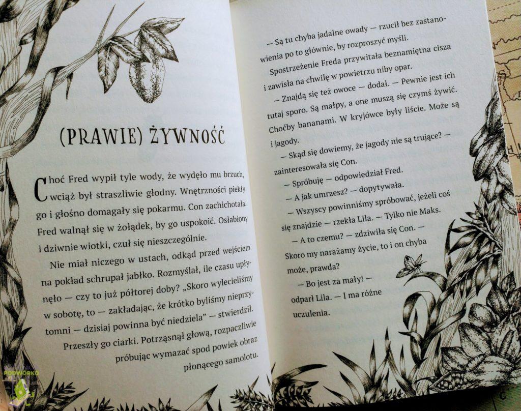 """Książka """"Odkrywca"""" recenzja"""