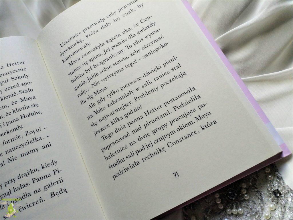 """Książka """"Baletnice. Przyjaciółki i rywalki"""" - recenzja"""