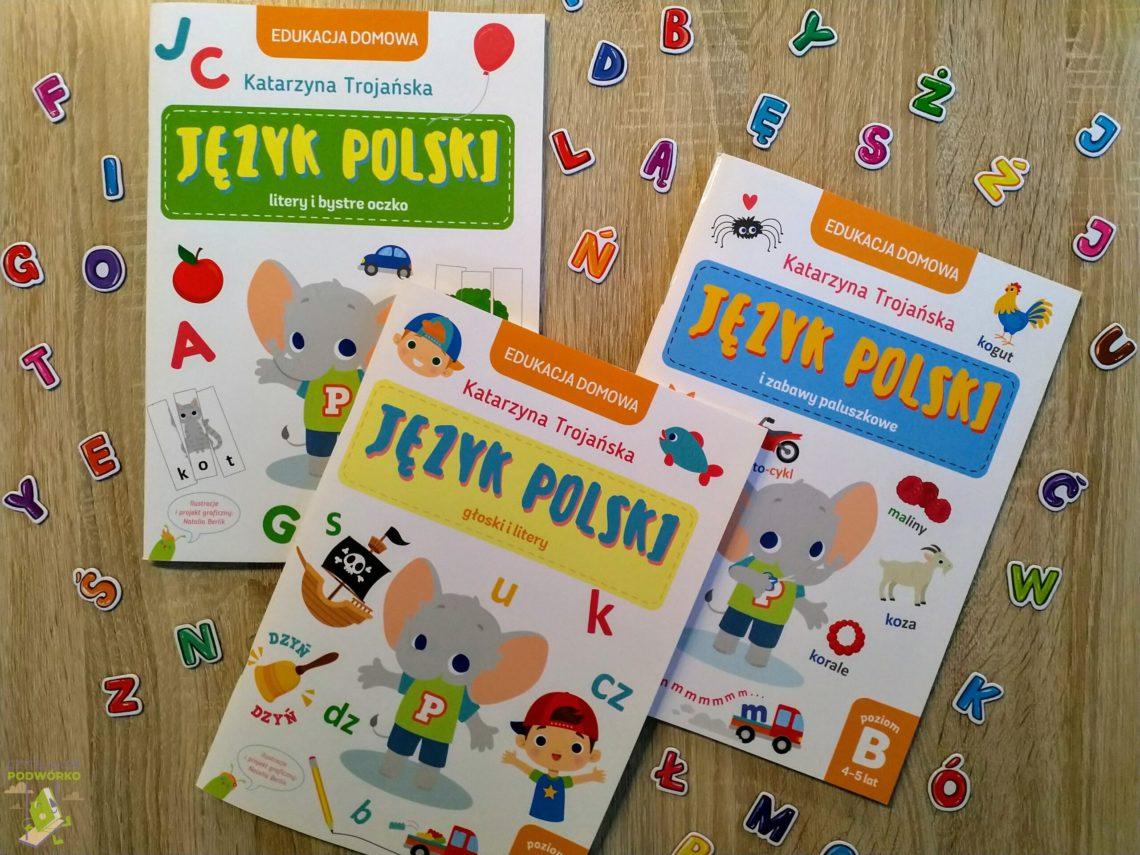 Edukacja domowa. Język polski
