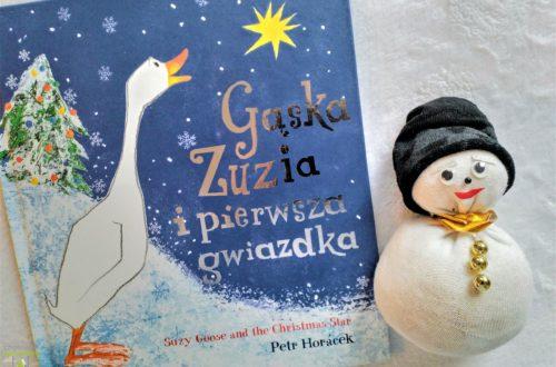Gąska Zuzia i pierwsza gwiazdka - recenzja