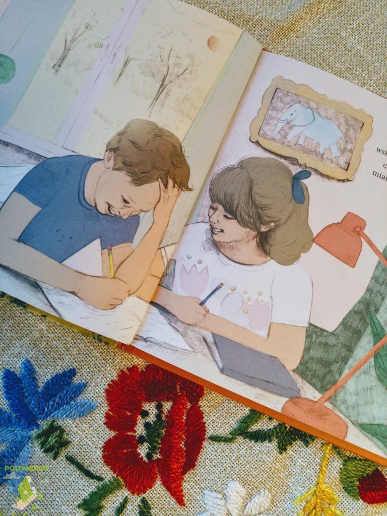 Siostra książka Barbara Supeł