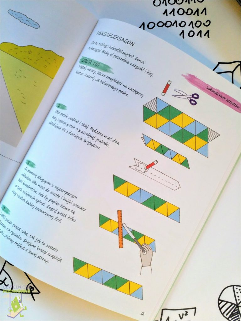 Ta książka myśli, że jesteś matematycznym geniuszem - recenzja