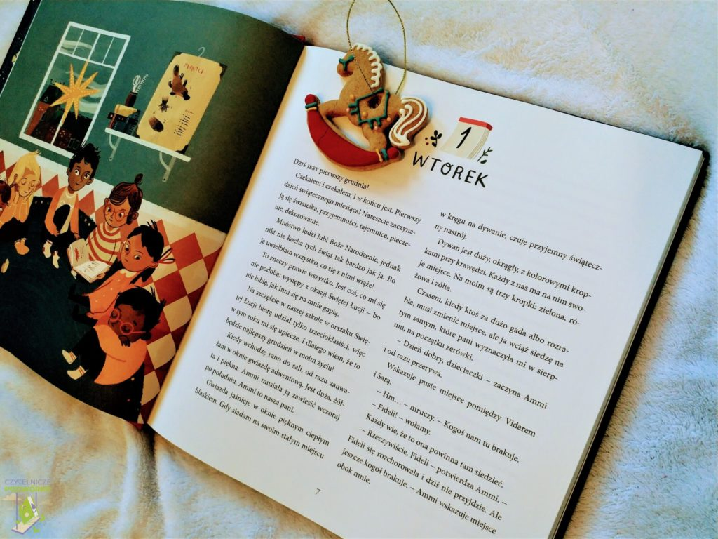 Jak ratowaliśmy Wigilię - najlepsze świąteczne książki dla dzieci