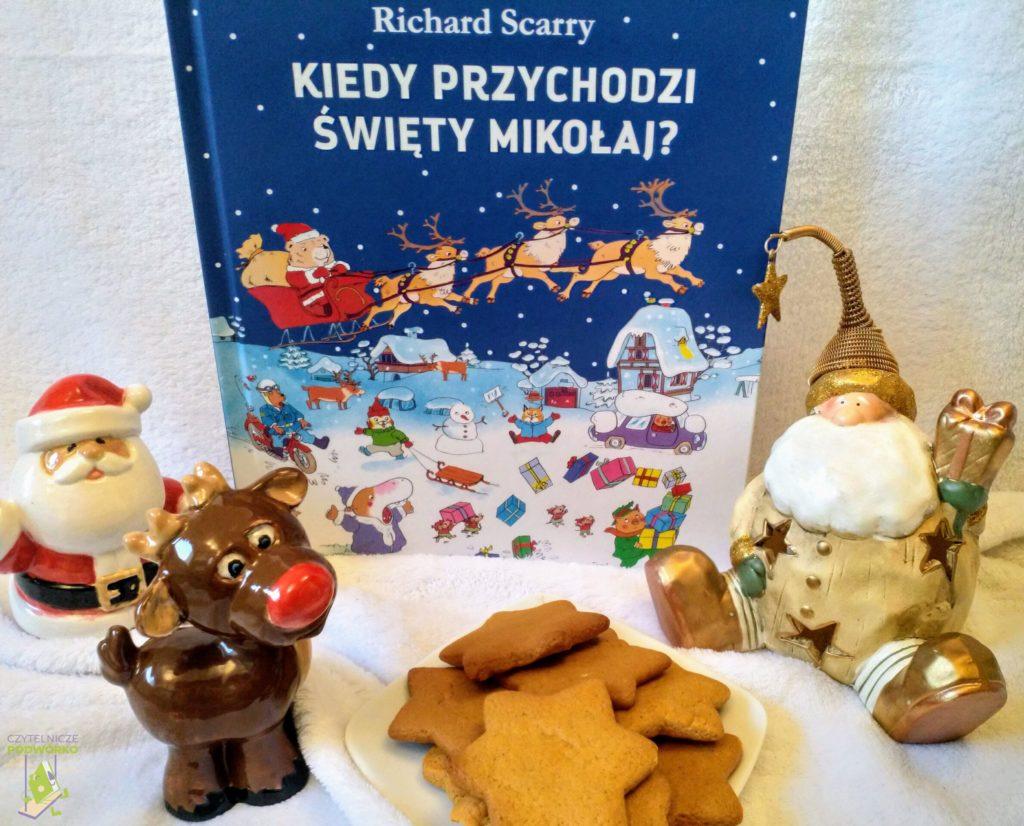 Kiedy przychodzi Święty Mikołaj?  - najlepsze świąteczne książki dla dzieci