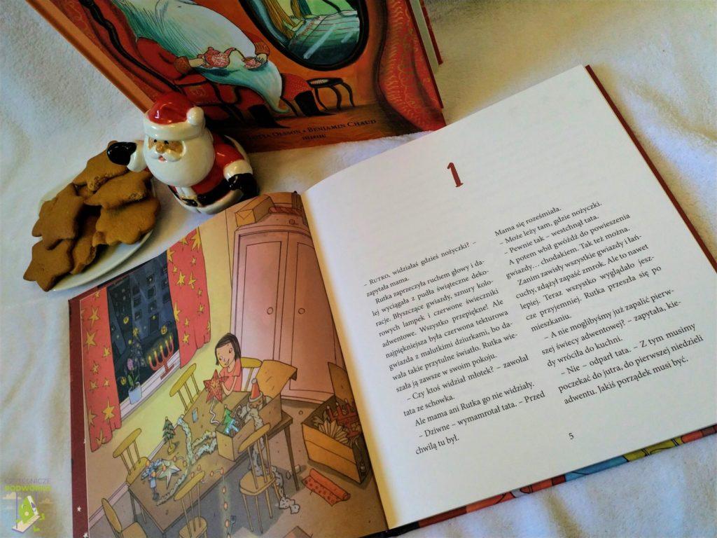 Kosmiczne święta - najlepsze świąteczne książki dla dzieci