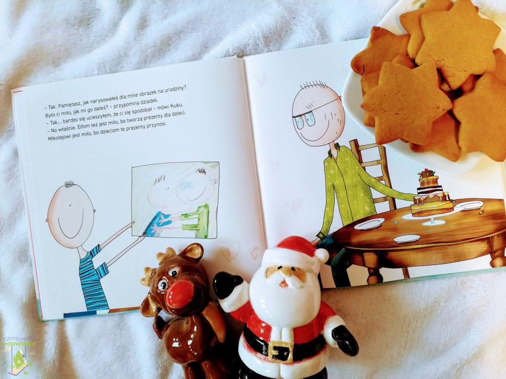 Kuku zostaje Świętym Mikołajem