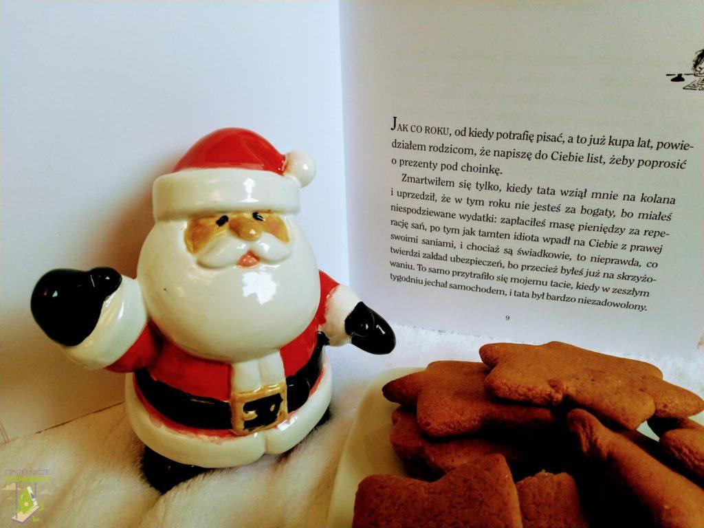Mikołajek. Kochany Święty Mikołaju