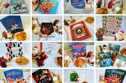 Najlepsze świąteczne książki dla dzieci
