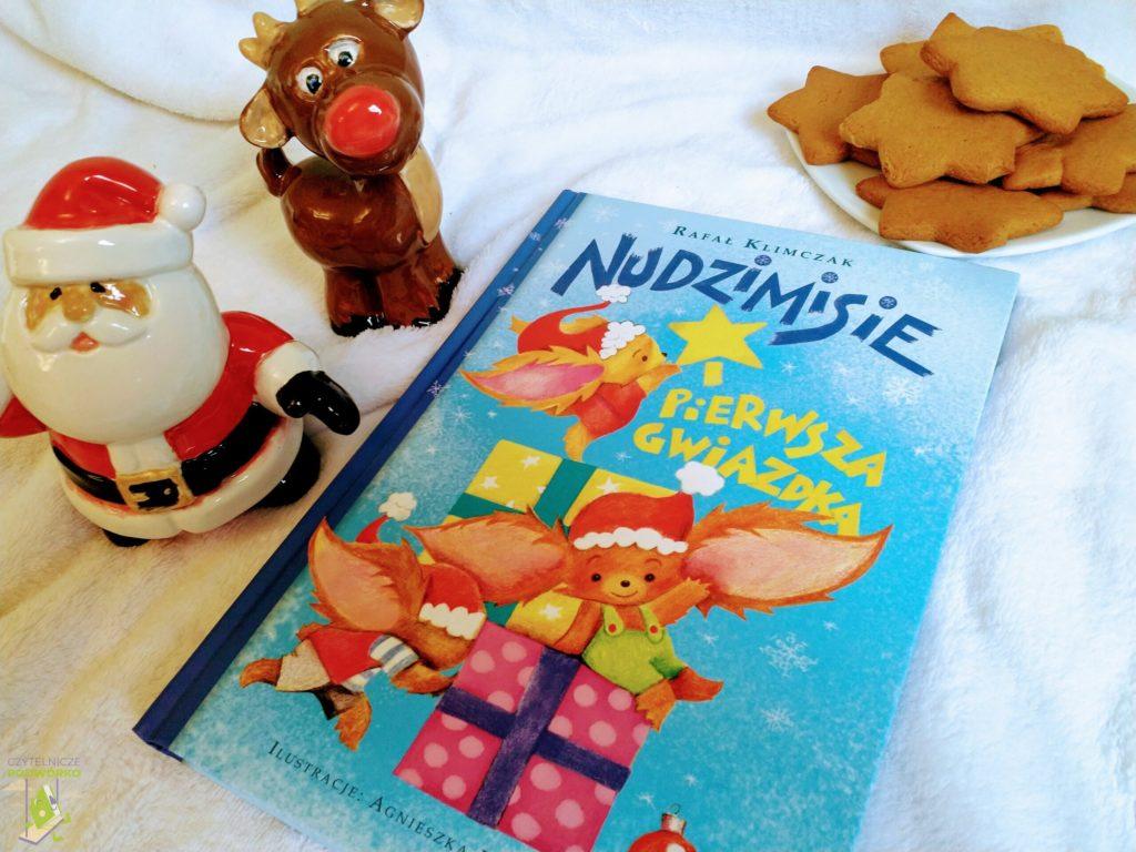 Nudzimisie i pierwsza gwiazdka - najlepsze świąteczne książki dla dzieci