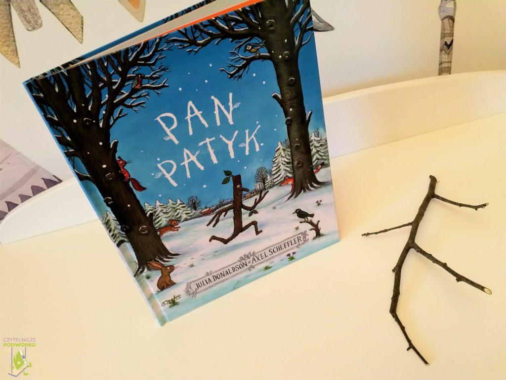 Pan Patyk - najlepsze świąteczne książki dla dzieci