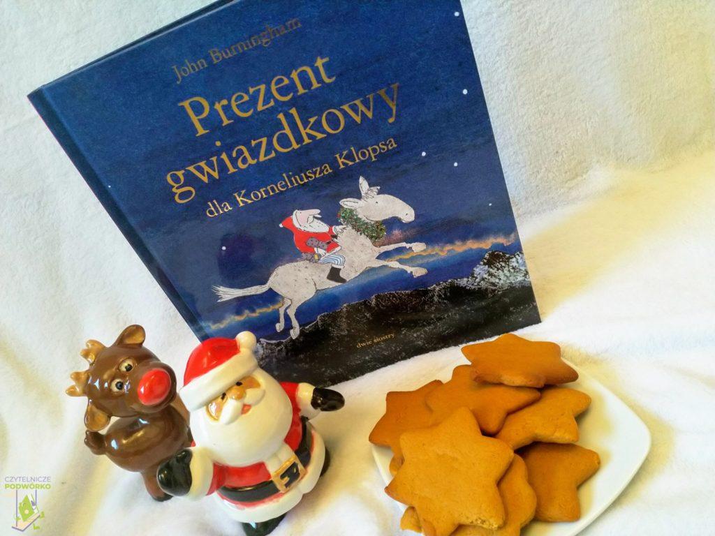 Prezent gwiazdkowy dla Korneliusza Klopsa - najlepsze świąteczne książki dla dzieci