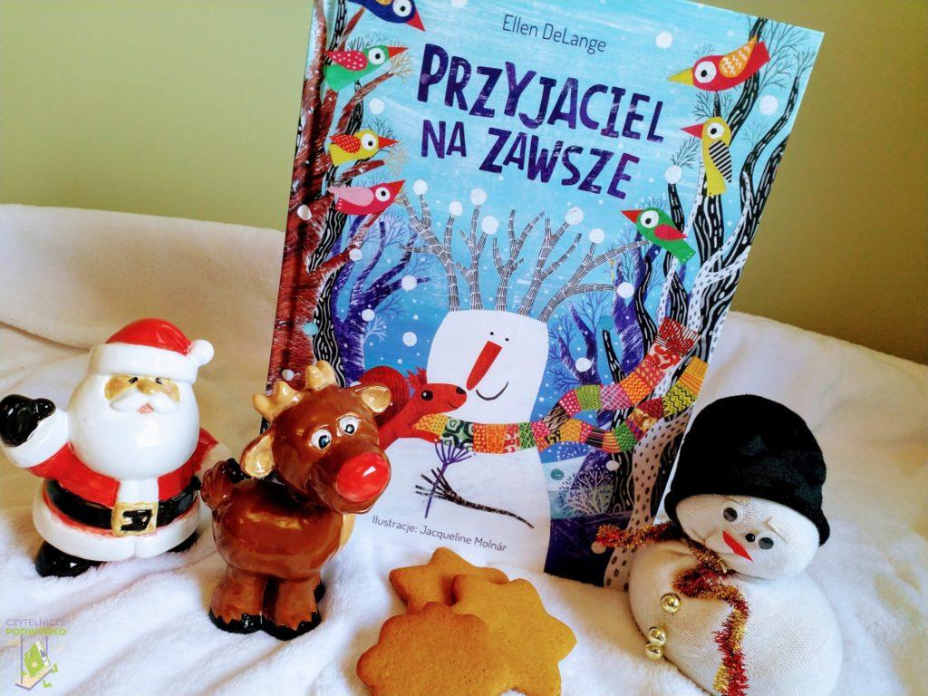 Przyjaciel na zawsze - najlepsze świąteczne książki dla dzieci