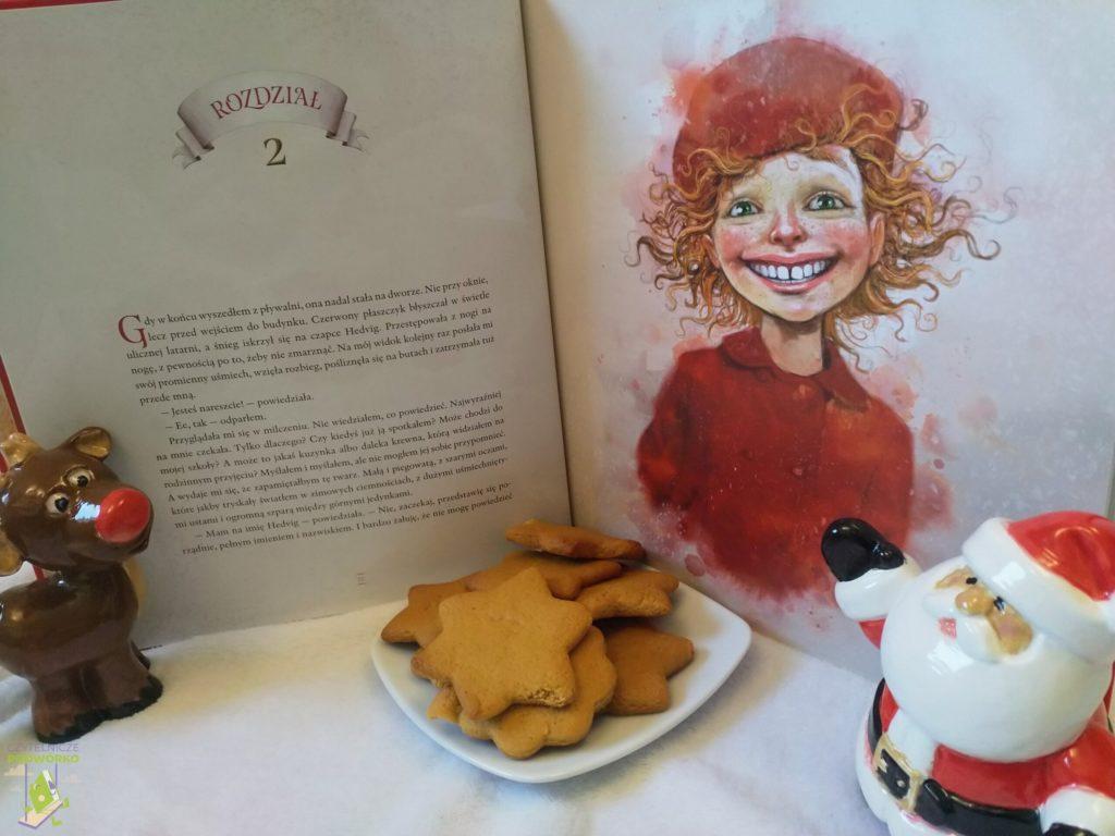 Śnieżna siostra - najlepsze świąteczne książki dla dzieci