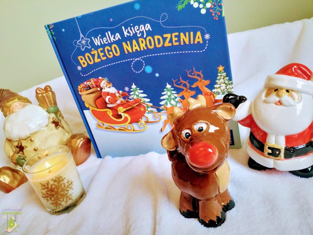 Wielka księga Bożego Narodzenia - najlepsze świąteczne książki dla dzieci