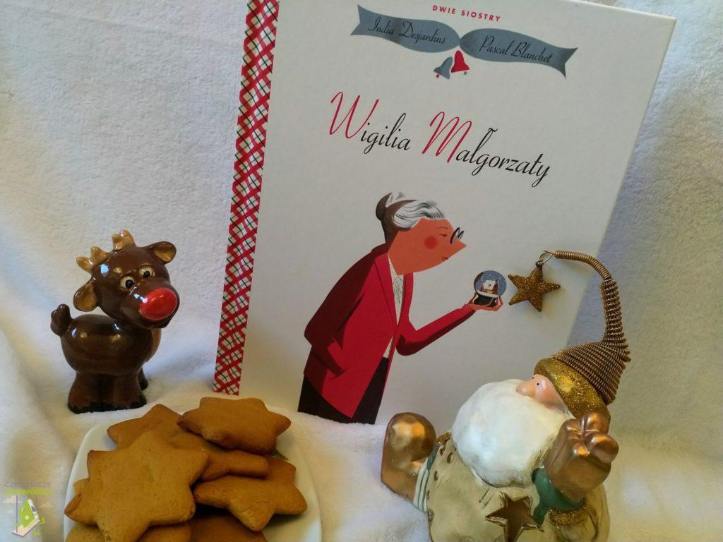 Wigilia Małgorzaty - najlepsze świąteczne książki dla dzieci