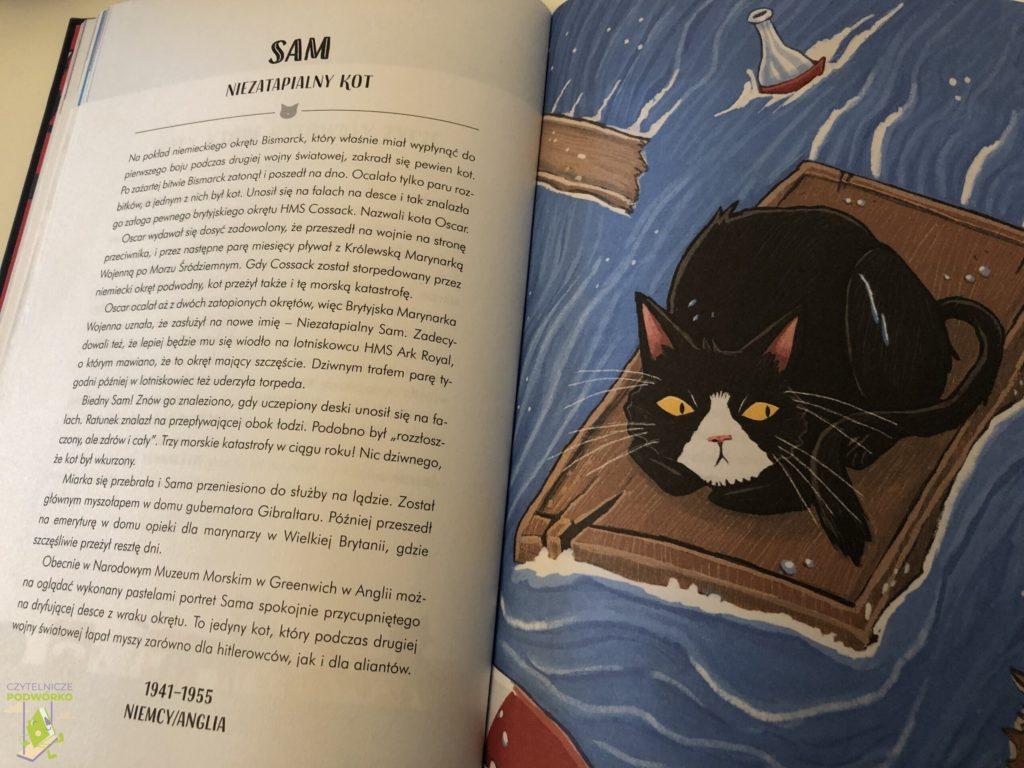 Opowieści o kotach, które rządziły światem