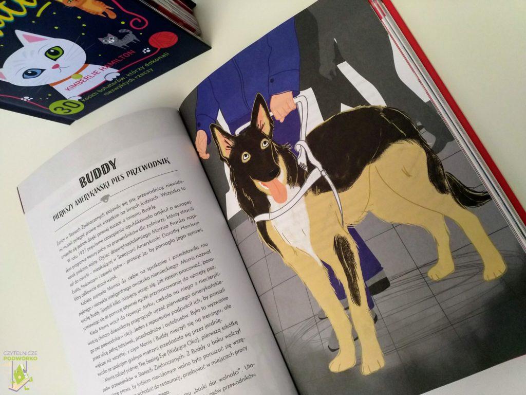 Opowieści o psach, które ratowały świat