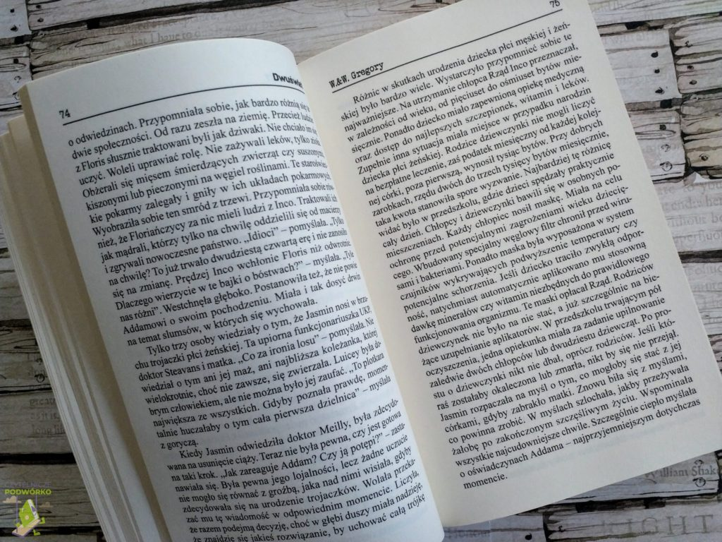 Dwuświat. Księga I - Przedwojnie