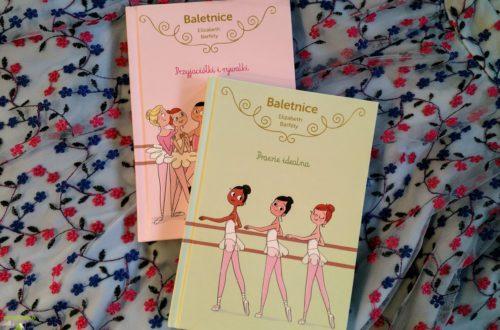 Baletnice. Prawie idealna