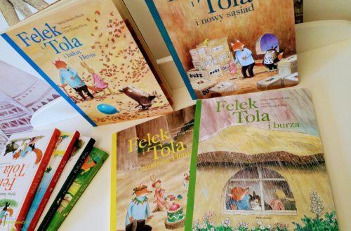 Felek i Tola i urodziny Henia oraz Felek i Tola i burza