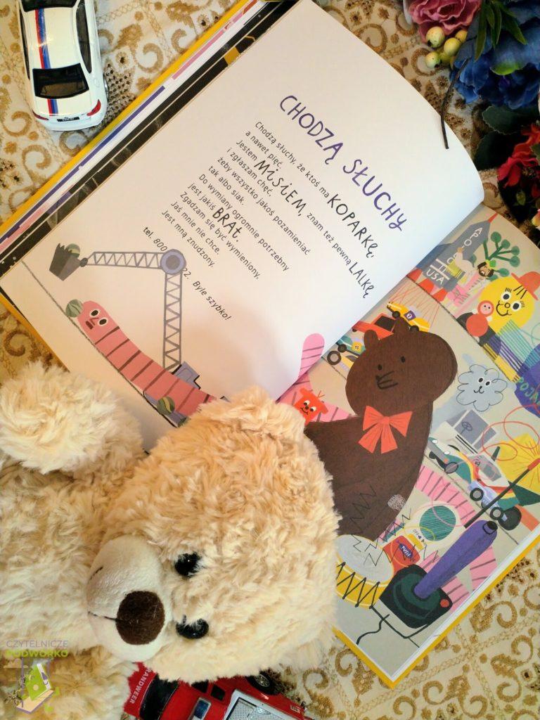 Ogłoszenia dzieci, niedzieci, stworzeń i rzeczy