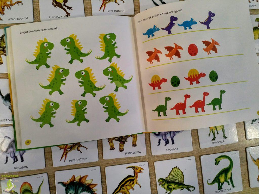 Wielka księga dinozaurów