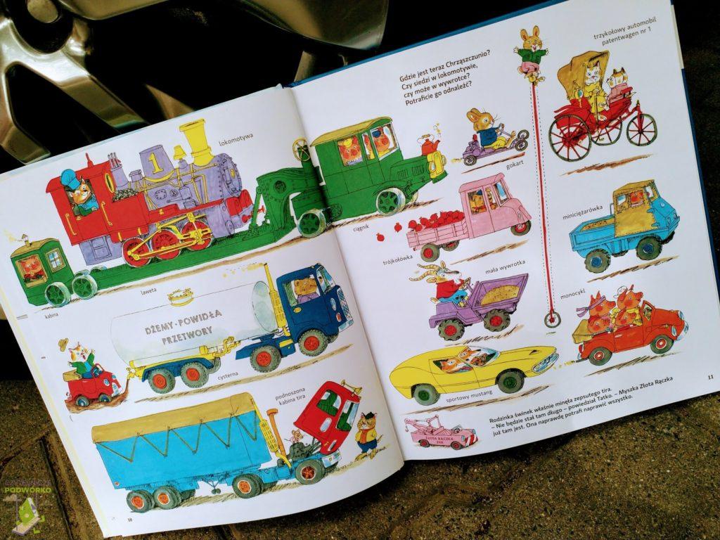 Auta, maszyny, pojazdy i wszystko do jazdy