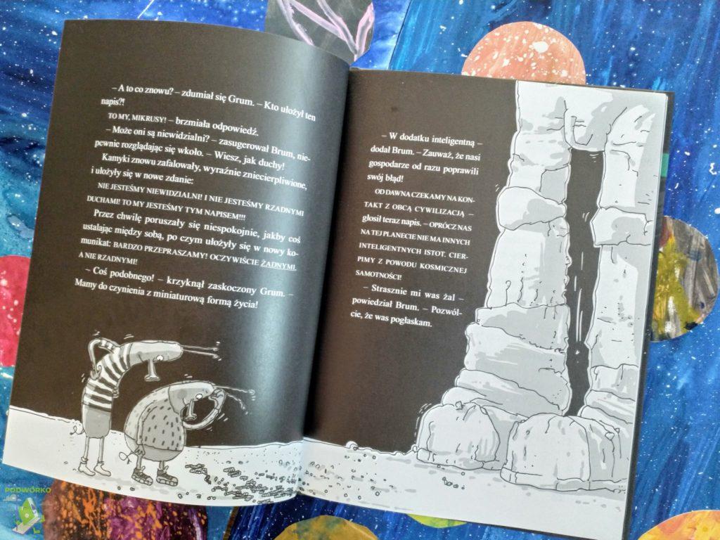 Kosmiczne przygody Bruma i Gruma