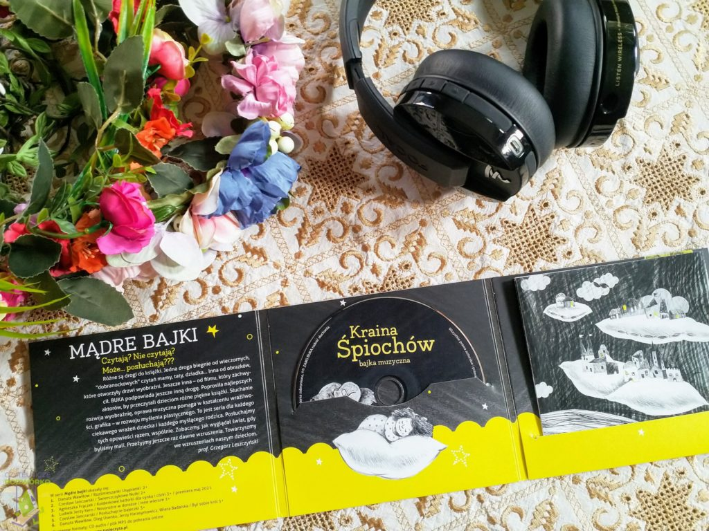 Kraina Śpiochów. Bajka muzyczna