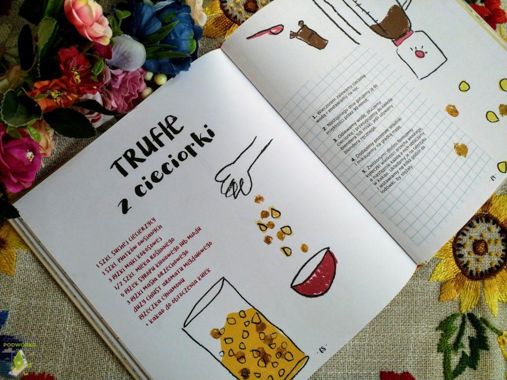 Leniwy pieróg, czyli wege kuchnia dla dzieci (i nie tylko)