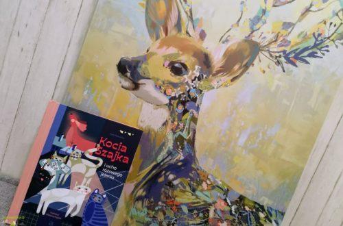 Kocia Szajka i ucho różowego jelenia