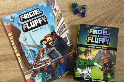Frigiel i Fluffy. Czerwony pył